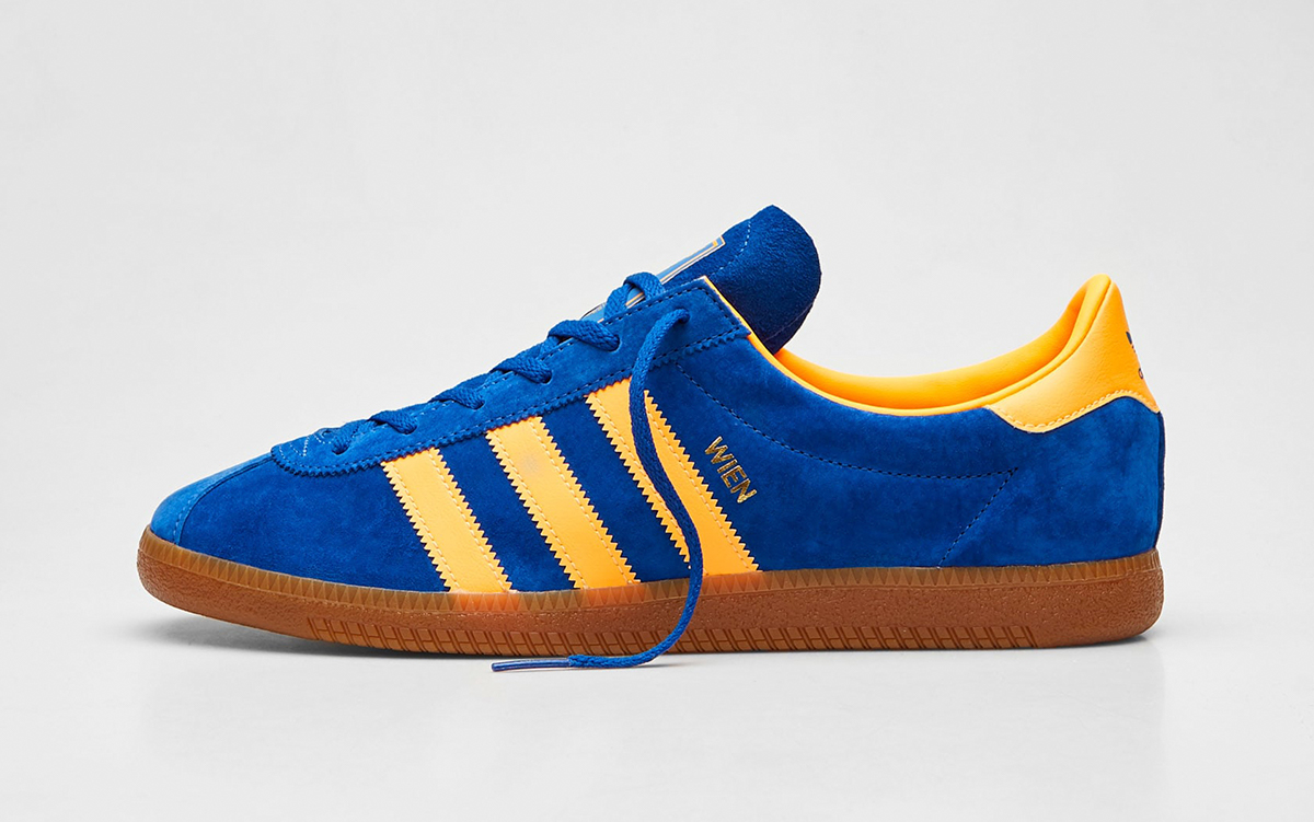 """Resurgent """"City Series"""" Continues with adidas Wein Reissue"""