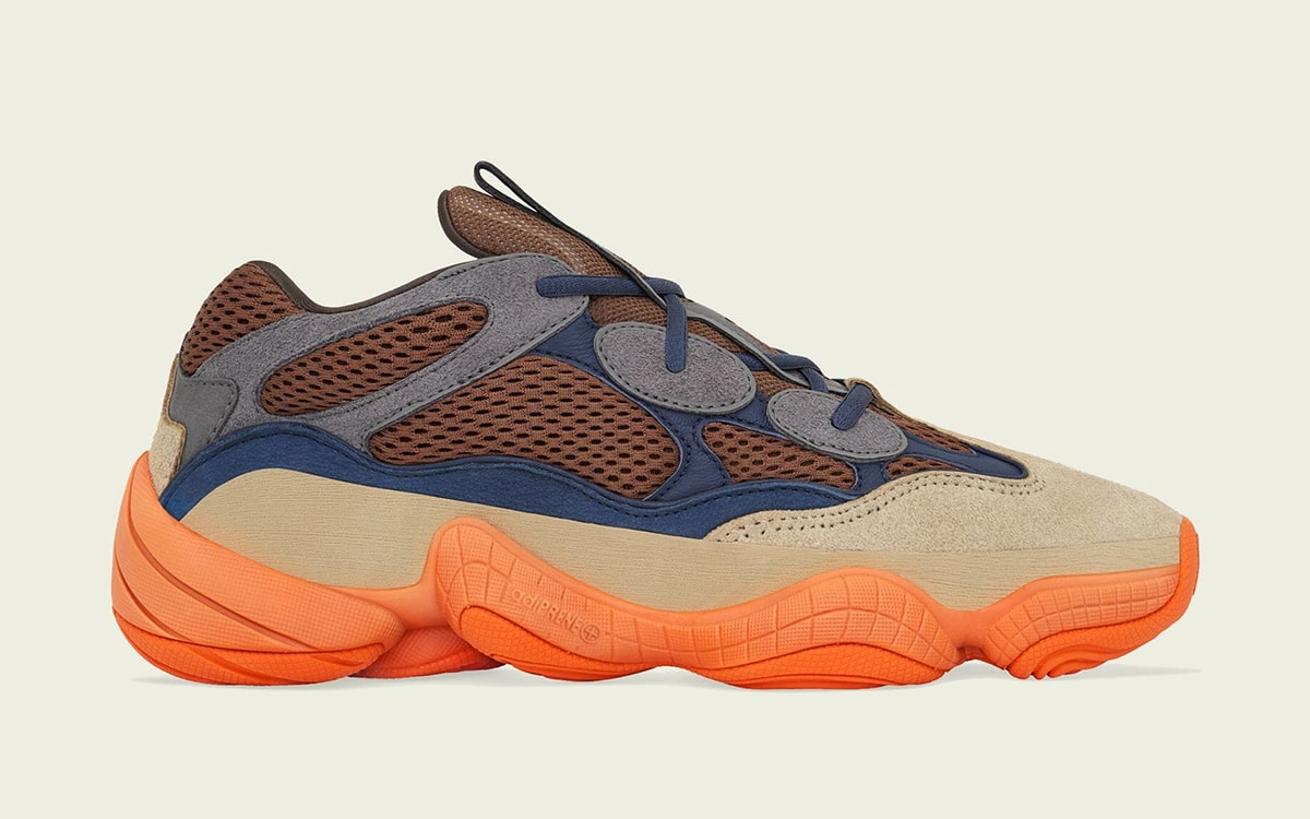 """Where to Buy the YEEZY 500 """"Enflame"""""""
