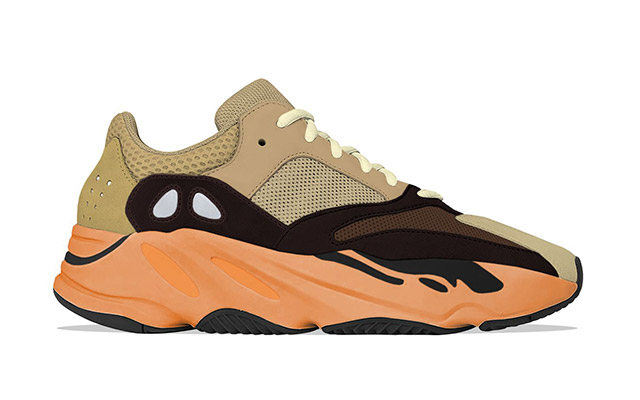 "adidas YEEZY 700 V1 ""Enflame Amber"""