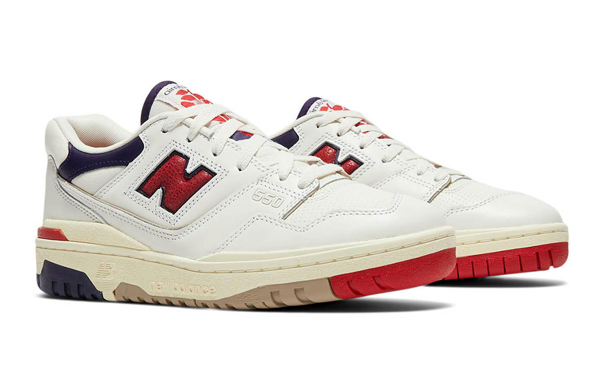 Aimé Leon Dore x New Balance 550 Releases Again on April 23rd