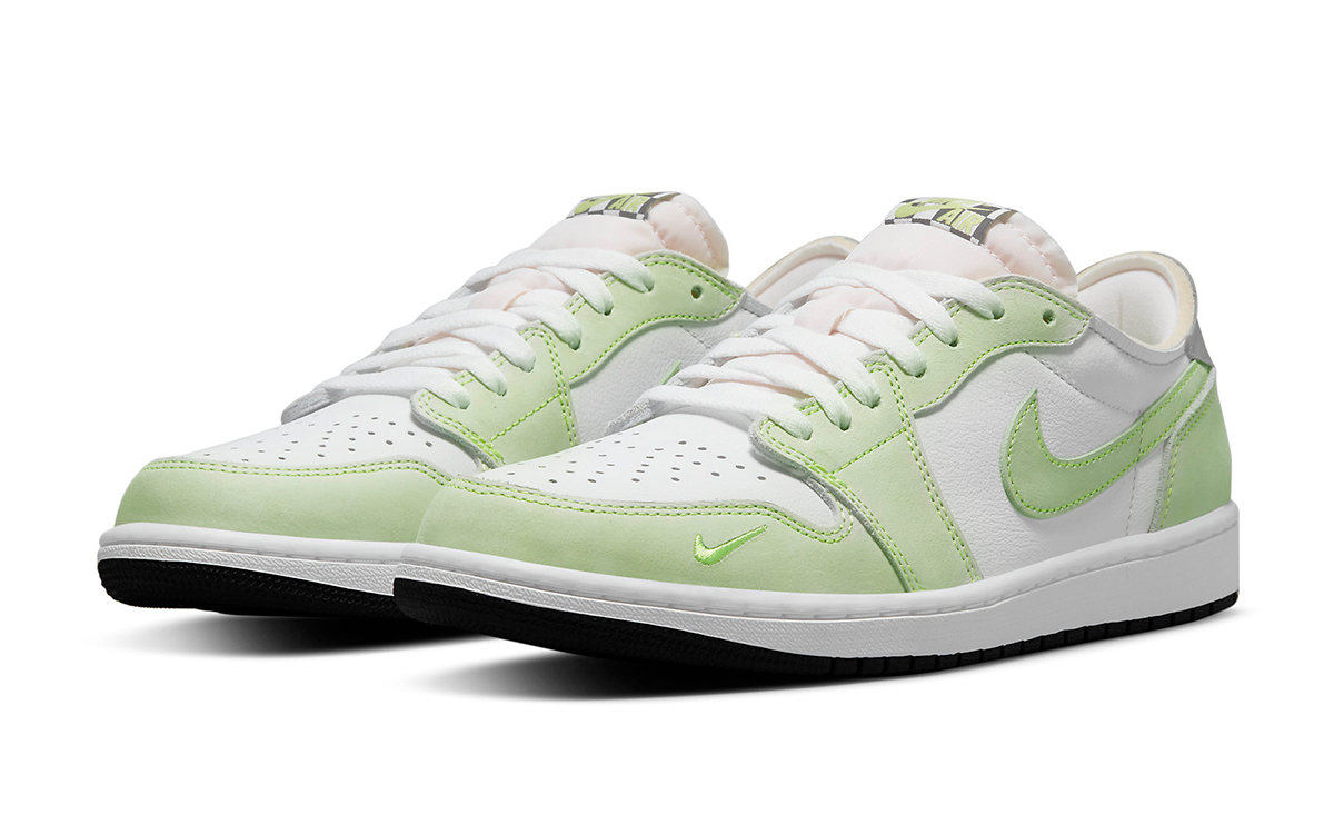 """Air Jordan 1 Low OG """"Ghost Green"""" Earmarked for May 22nd Release"""