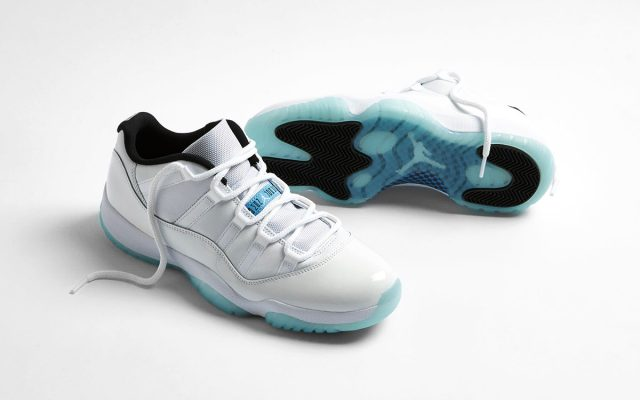 "Where to Buy the Air Jordan 11 Low ""Legend Blue"""