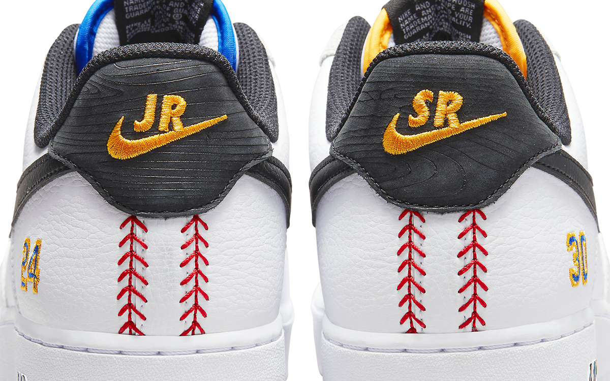 """Air Force 1 """"Ken Griffey Jr/Sr"""" Celebrates the League's First Father-Son Duo"""