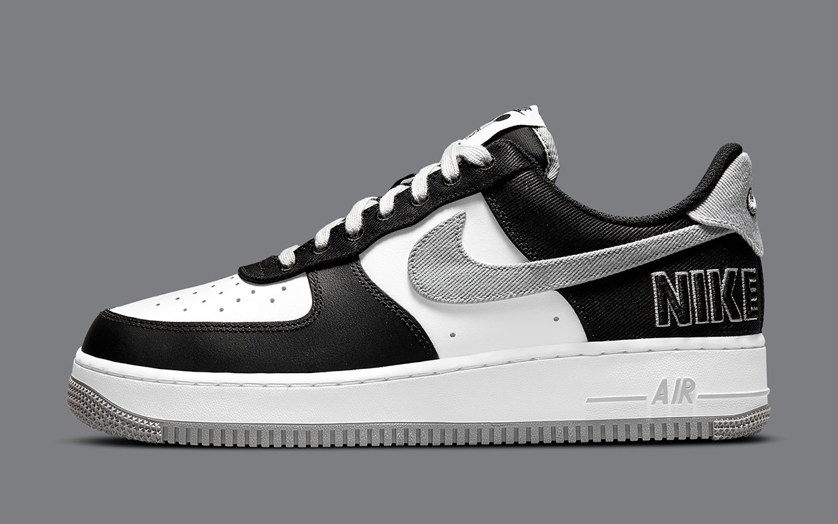 """Nike Air Force 1 Low EMB """"Raiders"""" Arrives May 28th"""