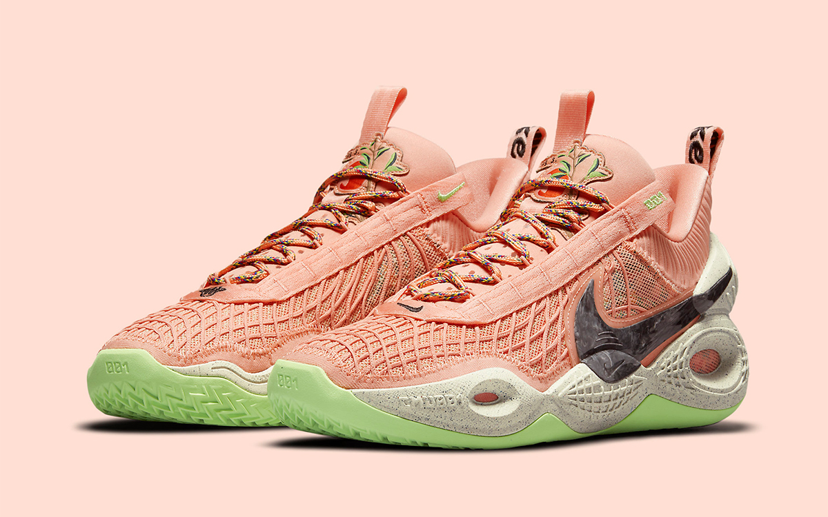 """Nike Cosmic Unity """"Pomegranate"""" Joins Epic """"Flora Pack"""" Collection"""