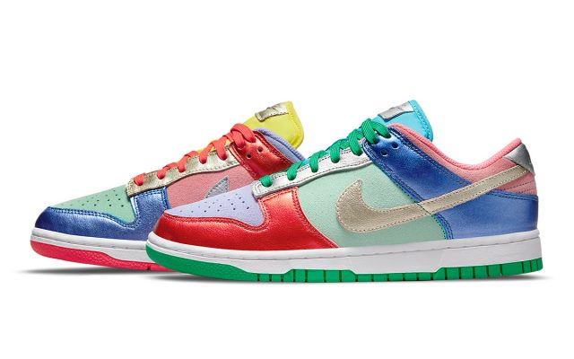 """Nike Dunk Low """"Sunset Pulse"""" Now Arrives June 10th"""