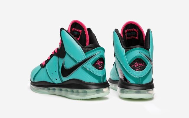 """Nike LeBron 8 """"South Beach"""" Releases June 22nd"""