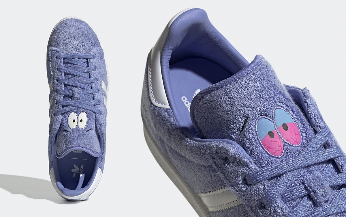 """Where to Buy the South Park x adidas Campus 80s """"Towelie"""""""