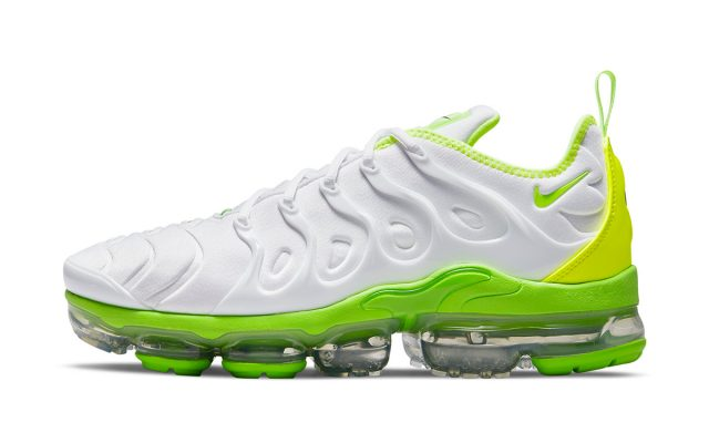 "VaporMax Plus ""Tennis Ball"" is a Perfect Spectator Trainer"