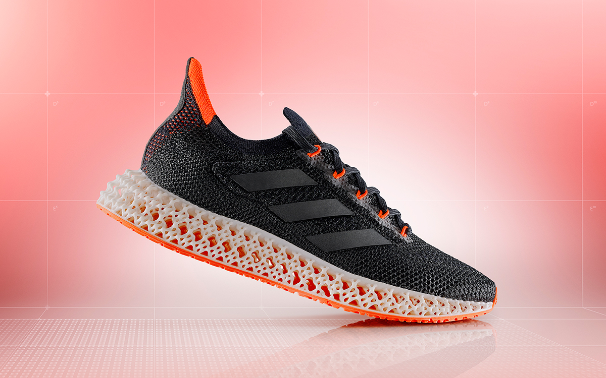Data-Driven adidas 4DFWD is Designed to Drive you Forward
