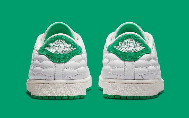 Mike Goes Full Stan Smith on the Air Jordan 1 Centre Court