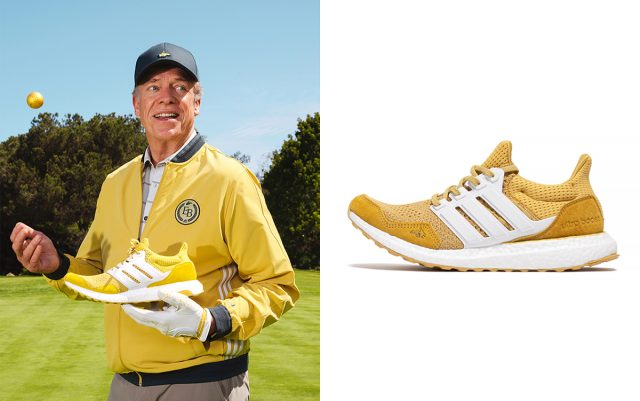 Extra Butter x Happy Gilmore x adidas Collection Celebrates Film's 25th Anniversary