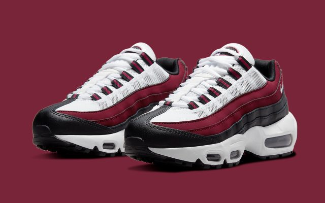 "Kids-Exclusive Air Max 95 ""Bordeaux"" is Coming Soon"