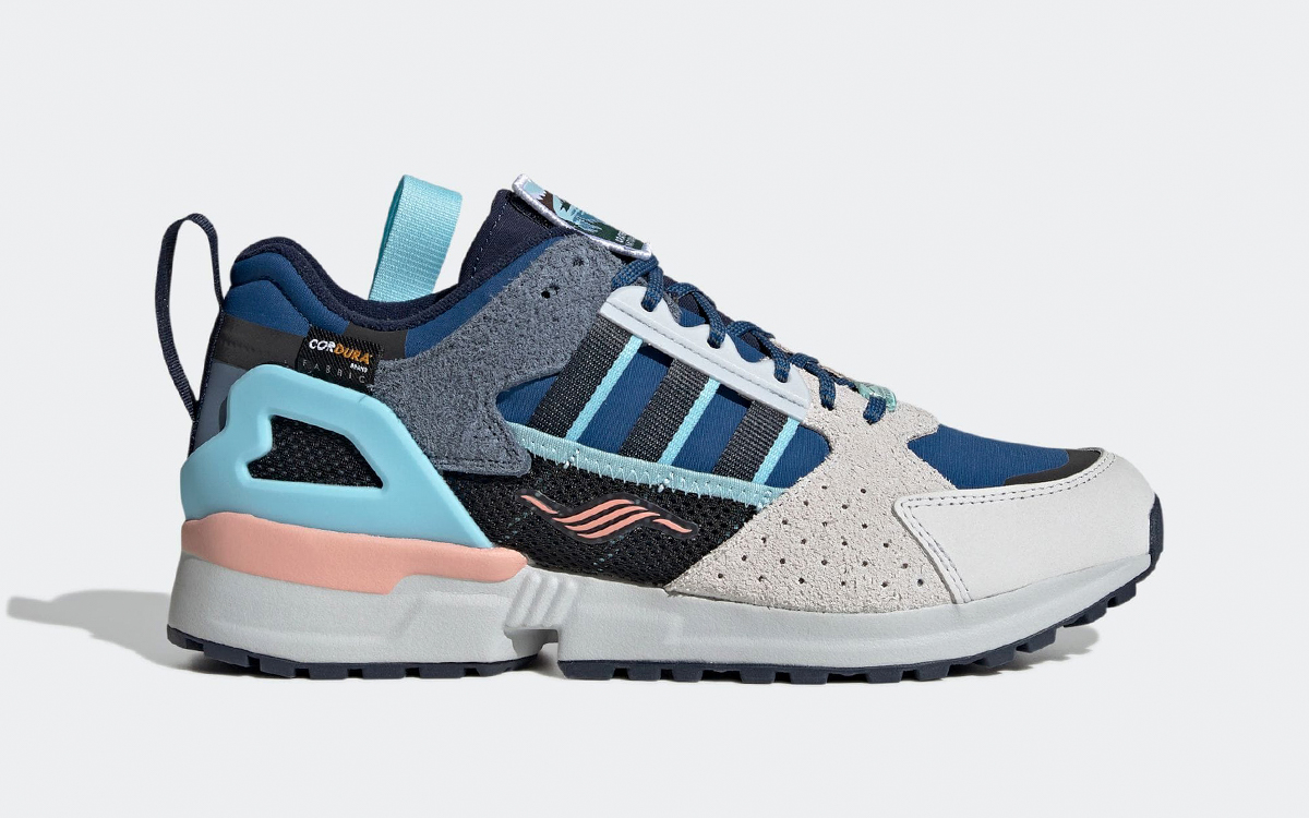 National Park Foundation Create adidas ZX 10000 to Celebrate Oregon's Crater Lake