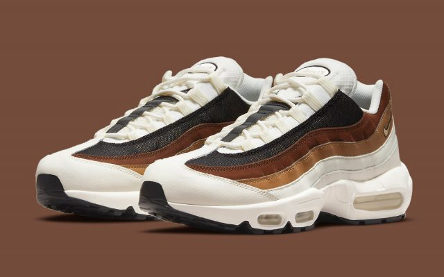 "Nike Air Max 95 ""Cashmere"" is Coming Soon"