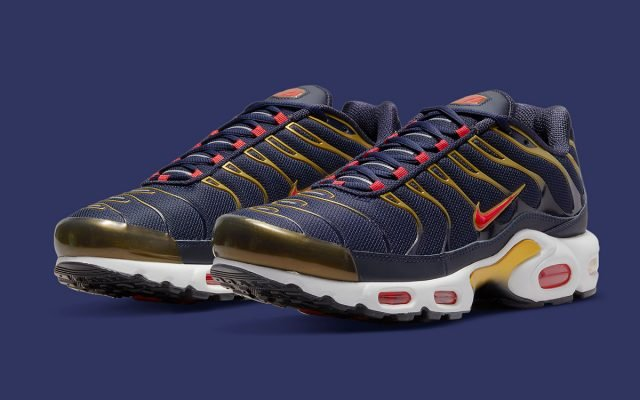 """2000's Air Max Plus """"Olympic"""" is Returning Soon"""
