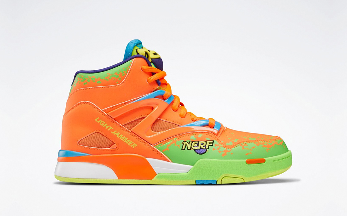 Reebok x Nerf Collection Now Drops June 25th