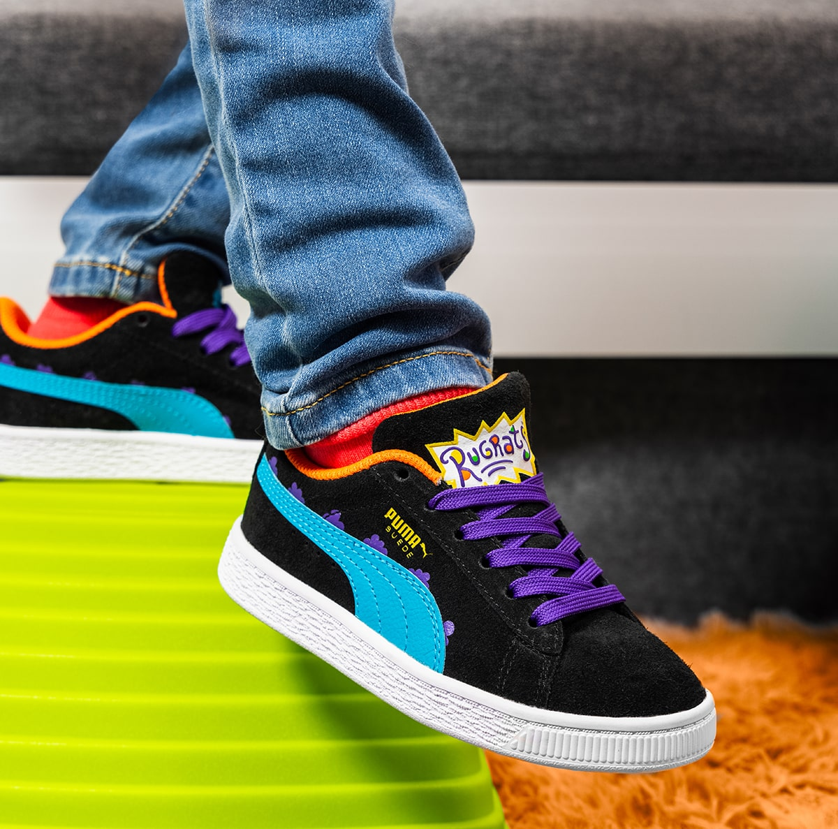 Nickelodeon and PUMA Celebrate 30 Years of Rugrats with Three-Piece Footwear Capsule