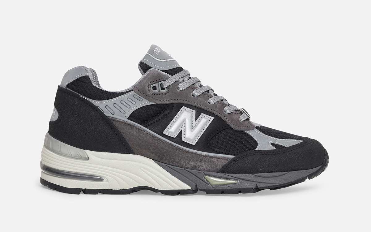 Slam Jam x New Balance 991 Releases May 13th
