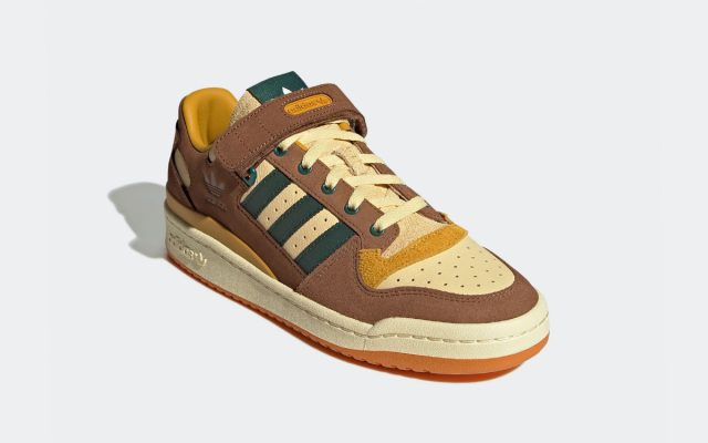 """adidas Forum Low """"Autumn"""" Arriving for Fall"""