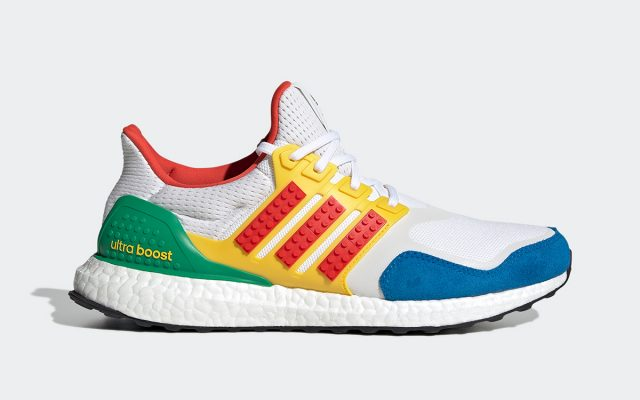 Another LEGO x adidas Ultra BOOST is On The Way!
