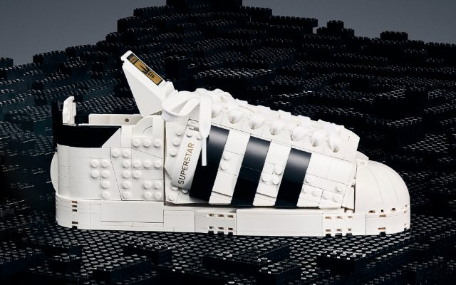 adidas to Release LEGO Superstar (and a Wearable Shoe, Too!)