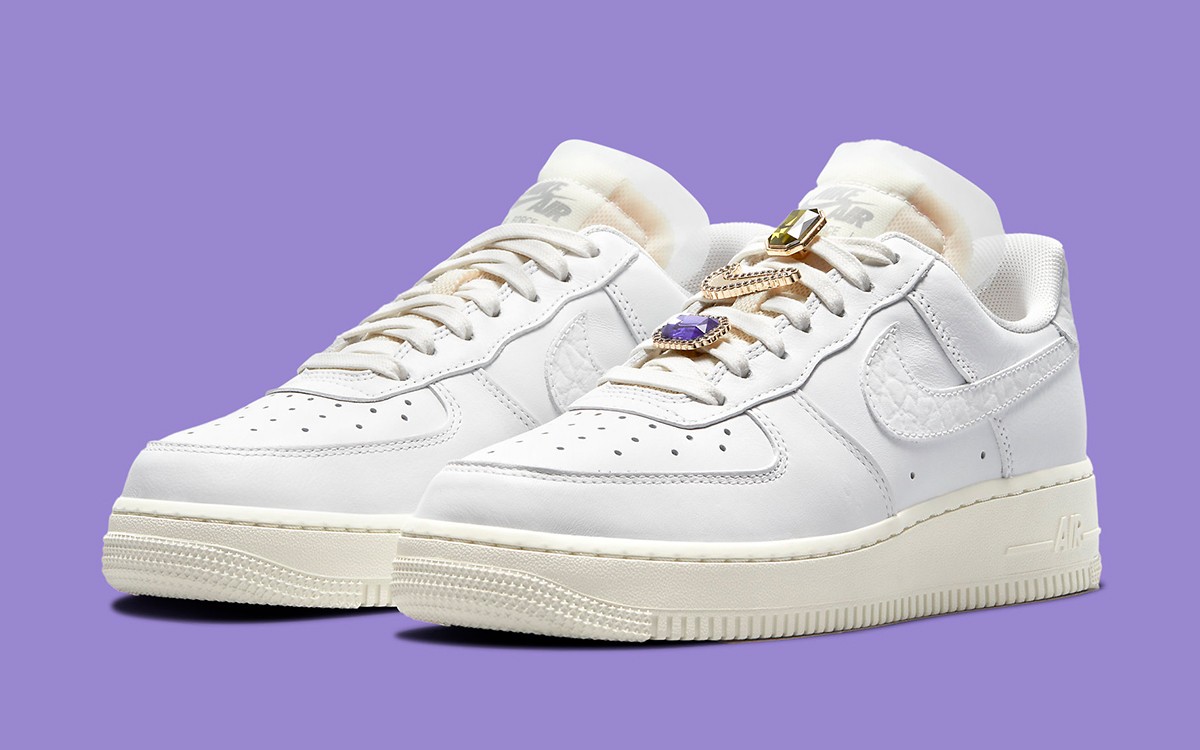 Just Dropped // Nike Air Force 1 Low