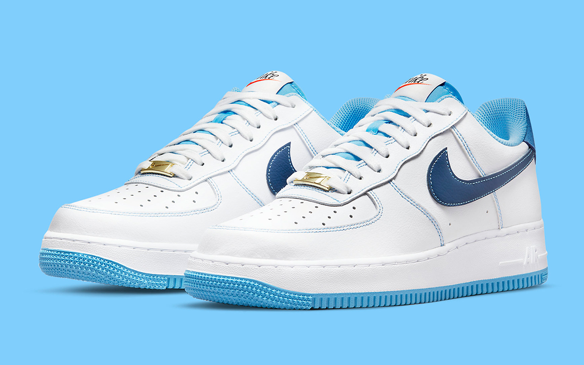 """Available Now // Air Force 1 Low """"First Use"""" in White/University ..."""