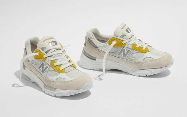"""PaperBoy x New Balance 992 """"Fried Egg"""" Releases June 19th"""
