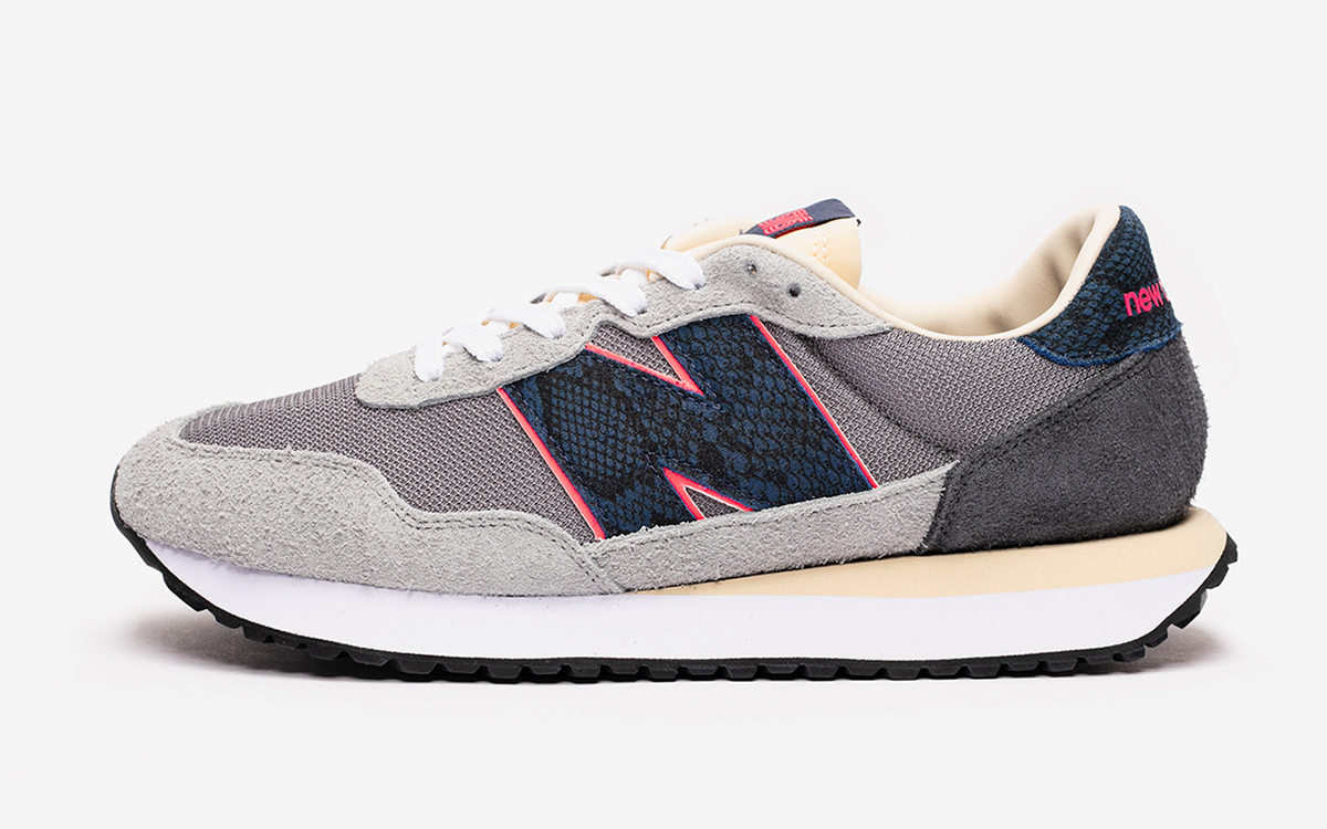"""SNS x New Balance 237 """"Blue Racer"""" Releases June 11th"""