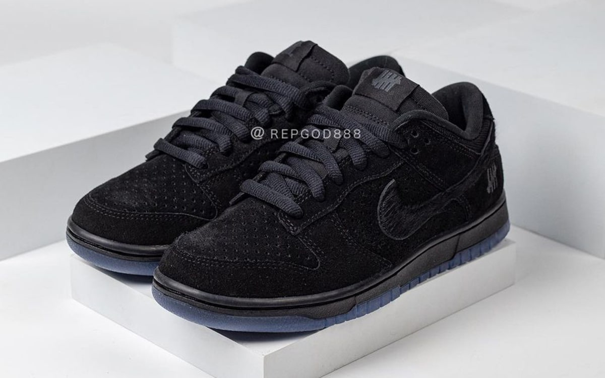 UNDEFEATED x Nike Dunk Low