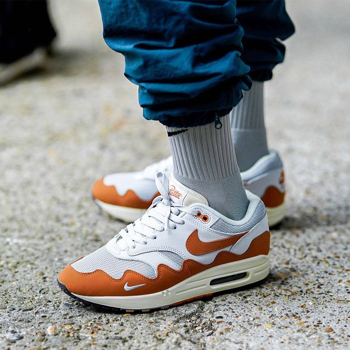 Better Looks at the Patta x Nike Air Max 1 | HOUSE OF HEAT