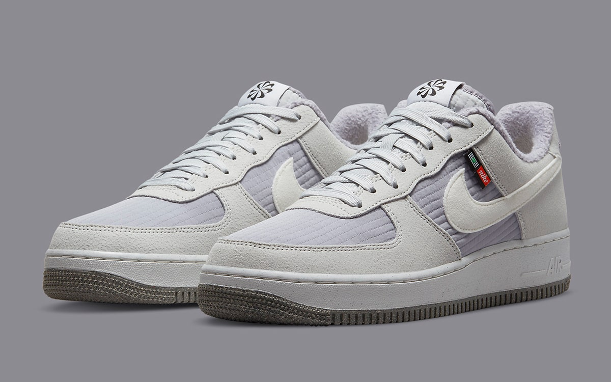 """Another Air Force 1 Low """"Toasty"""" Appears in Tonal Grey"""