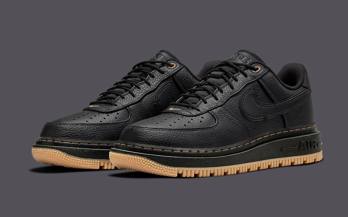 Available Now // Nike Air Force 1 Luxe