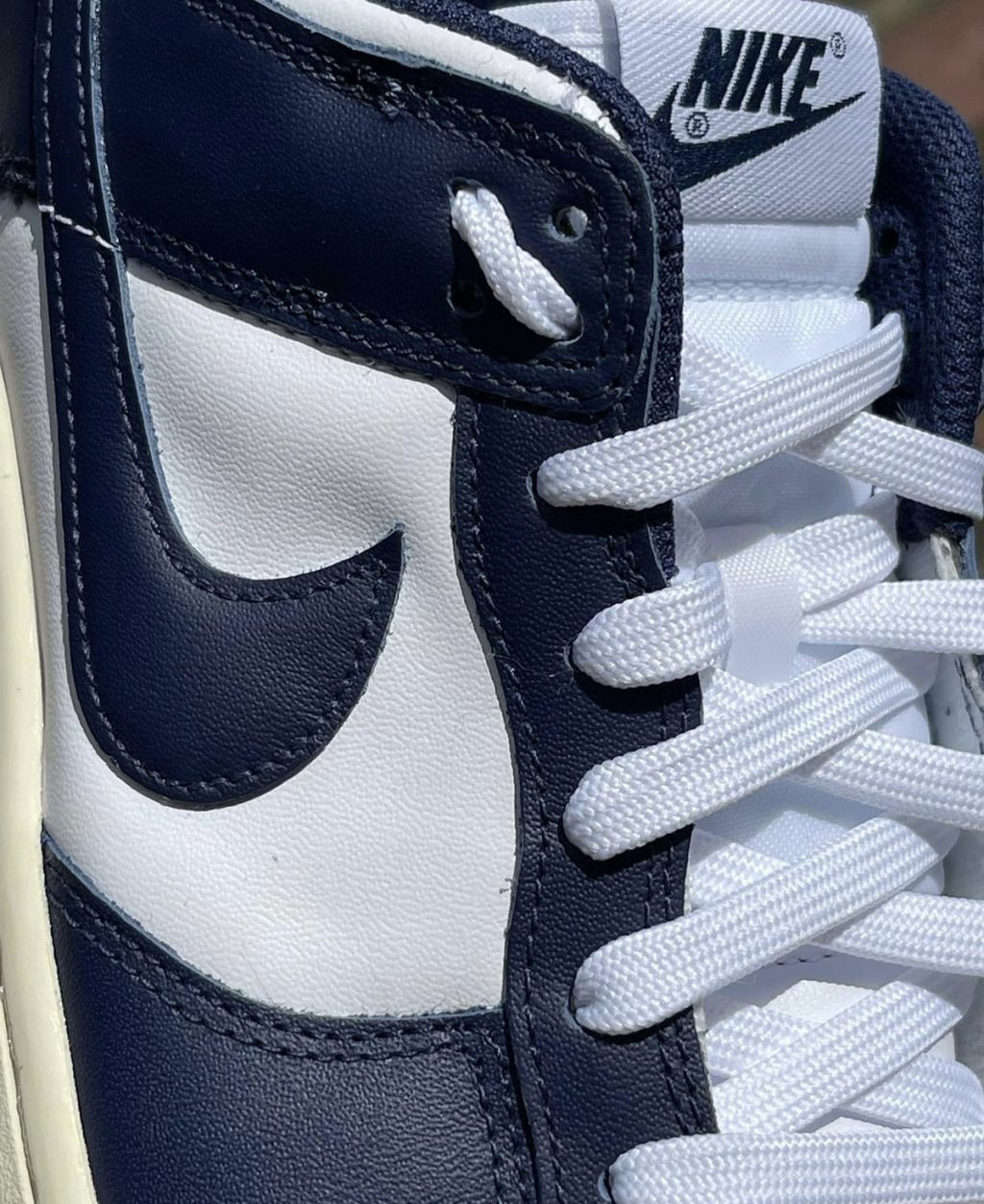 """Nike Dunk Low """"Aged Navy"""""""